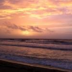 Aber sunset Jan 2014