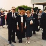 Graduation Aberystwyth 1990